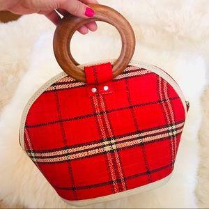 Handbags - Woven Handbag NEW